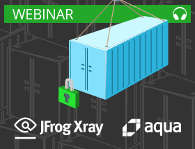 Xray and Aqua Keeping Your Containers in Safe Waters