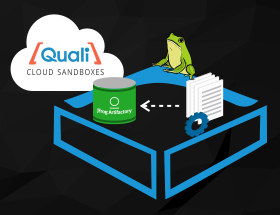 Accelerating DevOps with a Frog in a Sandbox