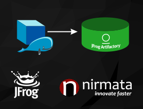 Visually Managing Your Container Delivery Pipeline with Nirmata and Artifactory
