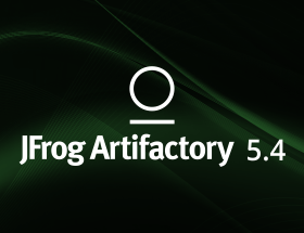 Artifactory 5.4: There's More to it than Meets the Eye