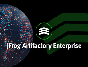 Artifactory Enterprise. First-Class Artifact Management. Globally. At Scale