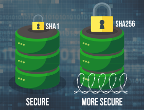 Your Safe Repositories Just Got Safer with SHA-256