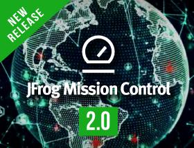 JFrog Mission Control 2.0