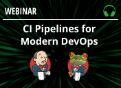 The Frog and The Butler: CI Pipelines for Modern DevOps