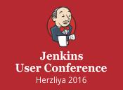 Jenkins User Conference 2016 Israel