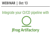 The Benefits of Integrating your CI/CD Pipeline with JFrog Artifactory