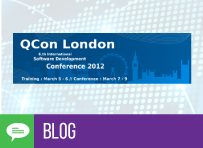 QCon 2012 – Perfect as Everything in London Should Be