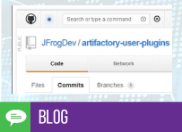 Artifactory User Plugins in 5 Screenshots or Less