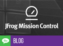 JFrog Mission Control, we have lift-off!