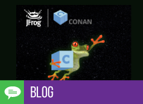 Conan Joins JFrog
