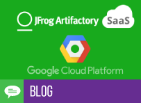JFrog Artifactory Cloud on Google Cloud Platform (GCP)