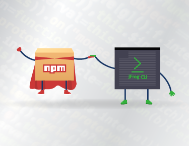 npm Packages with JFrog CLI