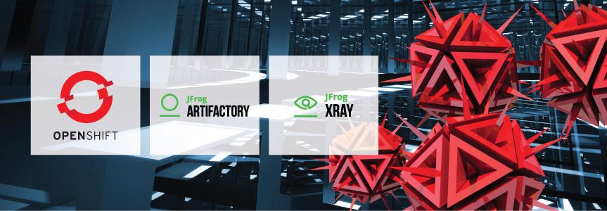 JFrog Xray in OpenShift