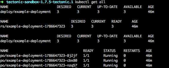 Deploy with Artifactory in Tectonic