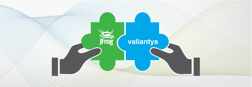 JFrog and Valiantys