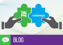 JFrog and Valiantys: Partners in DevOps