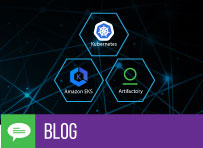 Use JFrog Artifactory to Deliver Software with Confidence to AWS EKS