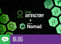 Cluster Management Made Simple with JFrog Artifactory and HashiCorp Nomad