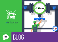 Pipes for JFrog, a Fitting Match for BitBucket Pipelines