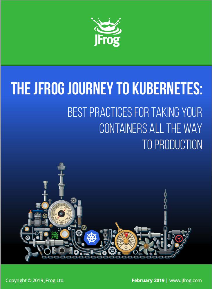K8S_JFrog