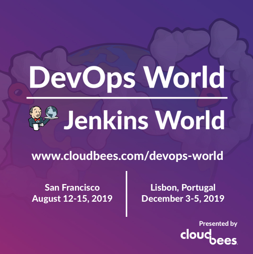 DevOps World | Jenkins World