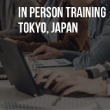 IN-PERSON TRAINING – TOKYO, JAPAN