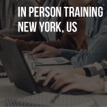 IN-PERSON TRAINING – NY, US