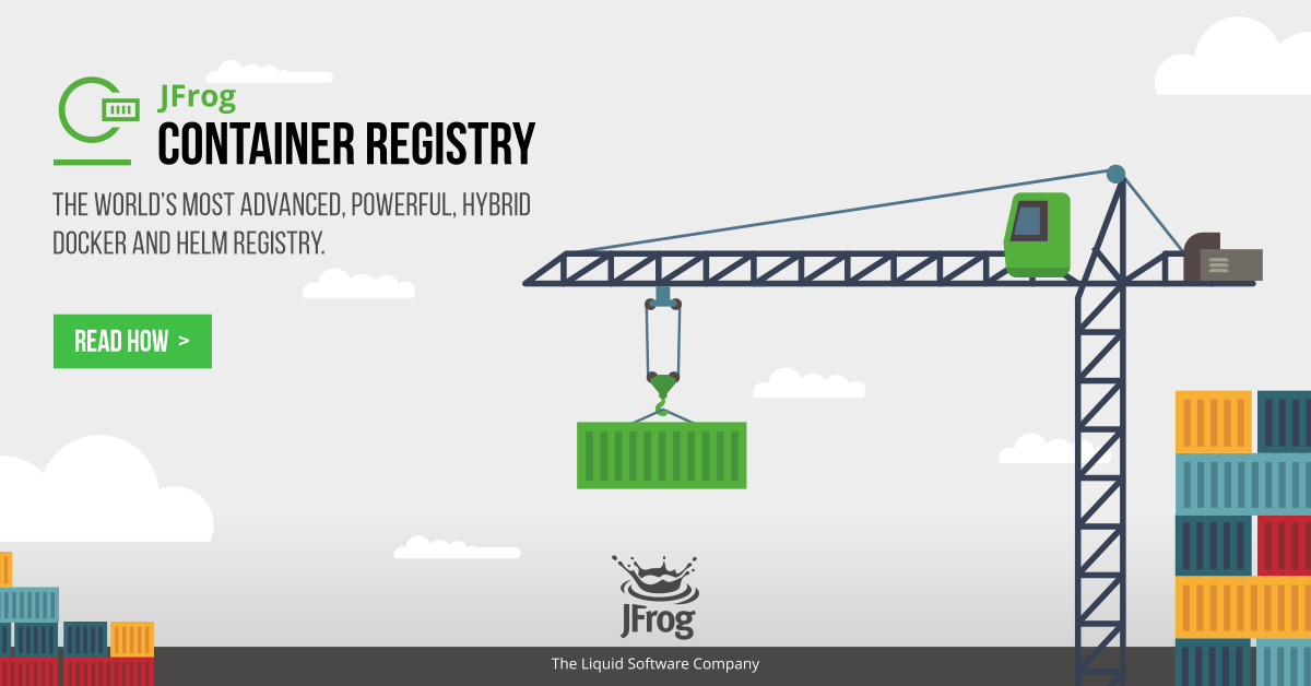 JFrog Container Registry