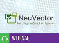 Webinar – How to Integrate Container Security into the CI/CD Pipeline with JFrog Xray and NeuVector