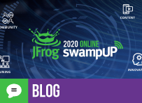 Fast Forward with swampUP 2020: The Premier, Virtual DevOps Community Experience