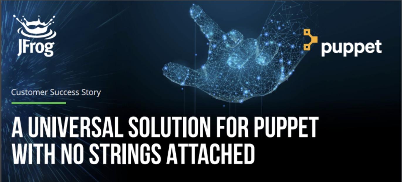 Puppet success story