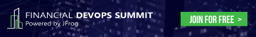 Banner JFrog Financial summit 2020