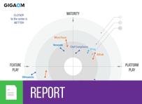 GigaOm Radar for Evaluating DevSecOps Tools