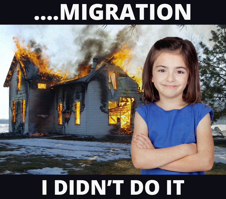 Migration_I didnt do it