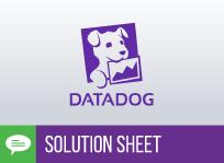 JFrog Log Analytics with Datadog