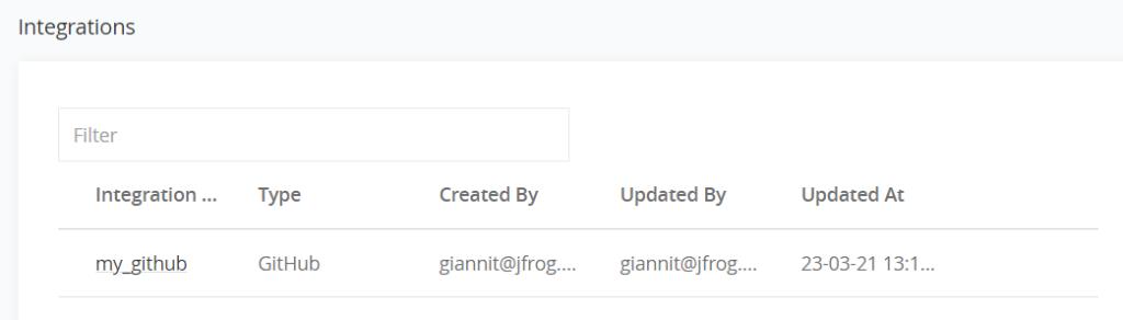 JFrog Pipelines CI/CD Integrations