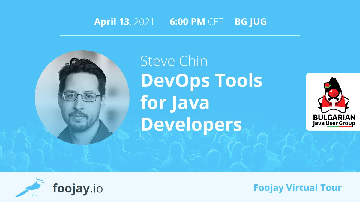 DevOps Tools for Java Developers @ Bulgaria Java User Group Meetup