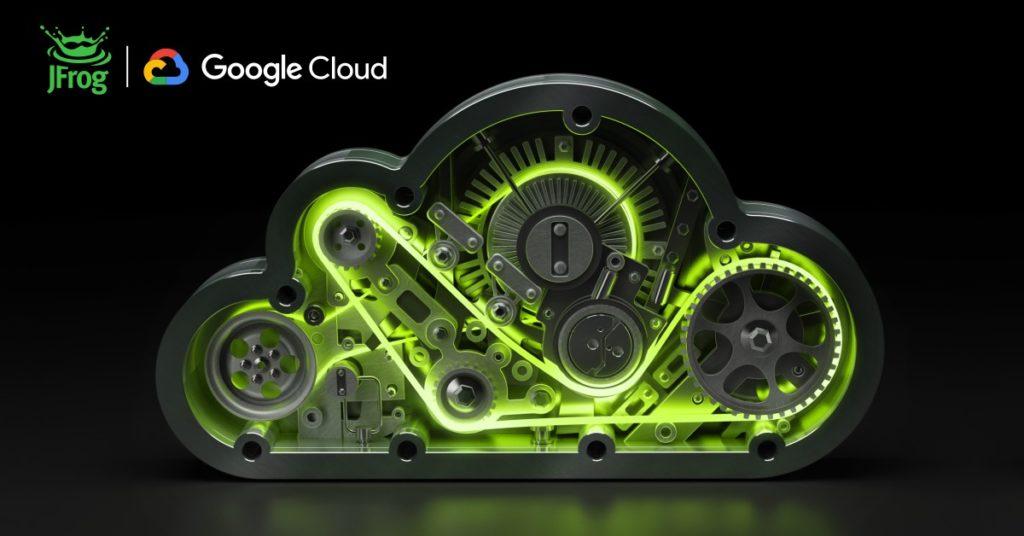 JFrog DevOps Platform on GCP Google Cloud Marketplace