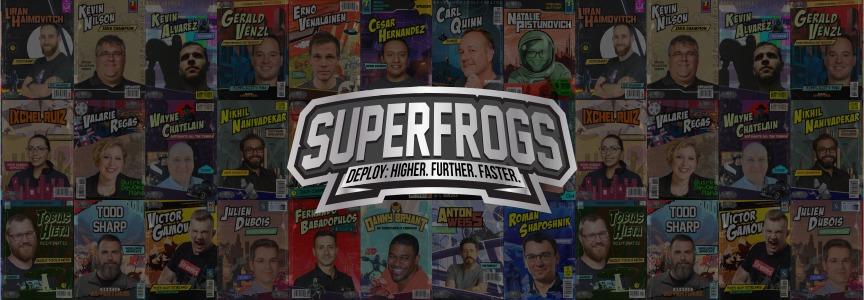 JFrog SuperFrogs Program
