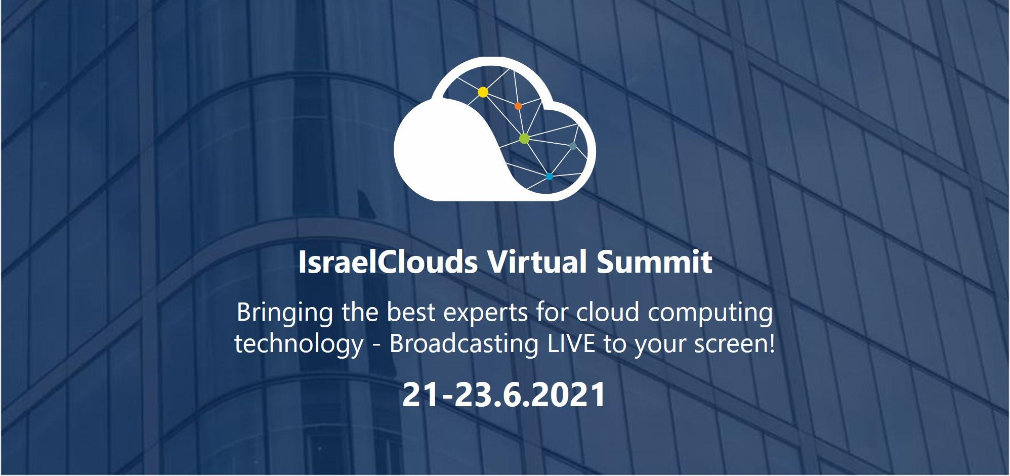 IsraelClouds Virtual Summit