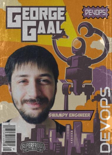 George Gaal SuperFrog