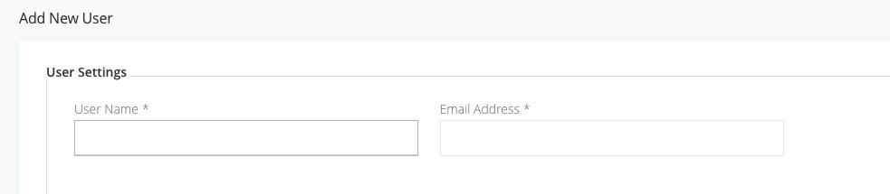 JFrog Platform Add User
