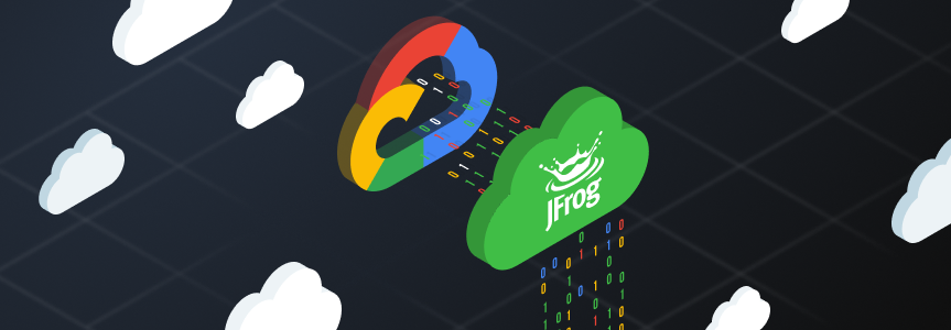 Accelerate Software Delivery with Hybrid Cloud CI/CD using, with JFrog and Google
