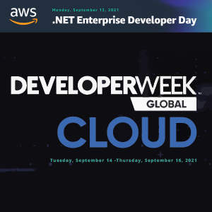 AWS .NET Developer Day/DeveloperWeek Cloud 2021