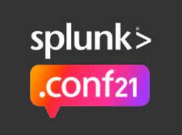 .conf 21 Splunk User Conference